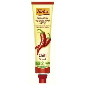 Tartex Vegetabilisk pastej Chili