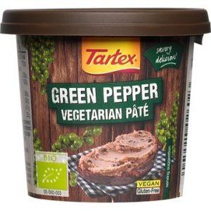 Tartex Vegetarisk smörgåspålägg Grönpeppar