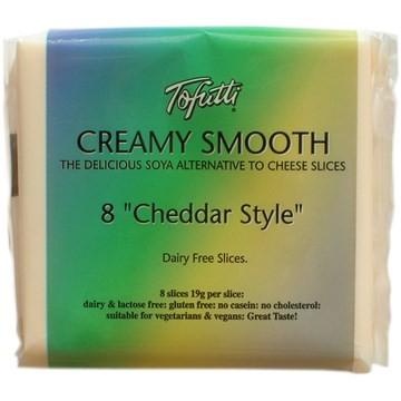 Tofutti Cheddar Style