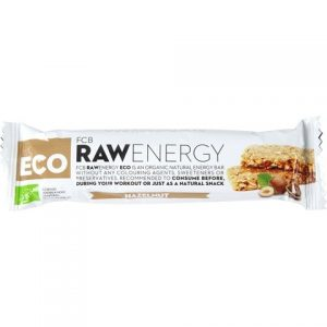 FCB Raw Energy Hazelnut