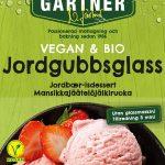 Nicol Gärtner Jordgubbsglass