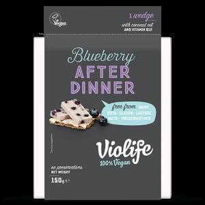 Violife After Dinner Blueberry Wedge