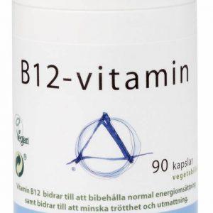 Helhetshälsa B12-vitamin