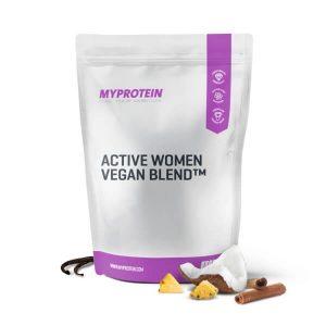 MyProtein Active Women Vegan Blend