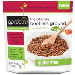 Gardein Beefless Ground Crumble
