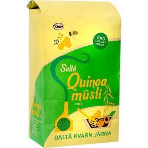Saltå Kvarn Müsli Quinoa