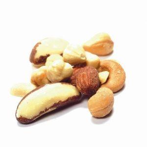 Exotic Snacks Blandade nötter rostade & saltade