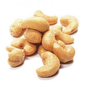 Exotic Snacks Cashewnötter rostade & saltade