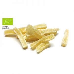 Exotic Snacks Ginger Sticks Ingefära