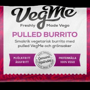 VegMe Pulled Burrito