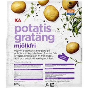 ICA Potatisgratäng Mjölkfri