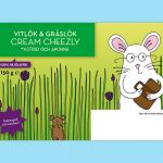 Astrid Och Aporna Cream Cheezly – Vitlök och gräslök