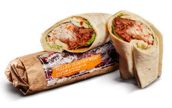 (Circle K) Oumph! Pulled Oumph Wrap