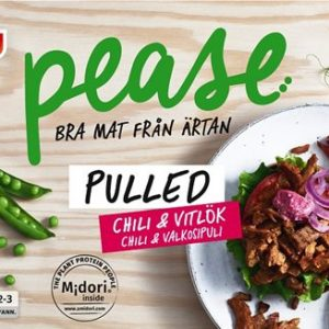 Findus Pease Pulled Chili & Vitlök