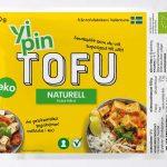 Yi-Pin Tofu Eko Naturell Extra Hård