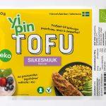 Yi-Pin Tofu Eko Naturell Silkesmjuk