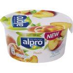 Alpro Yoghurt Persika