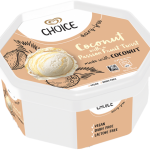 GB Choice Coconut with a Passion Fruit twist