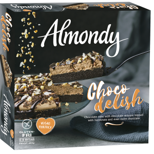 Almondy Choco Delish