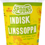 Spoons Indisk Linssoppa
