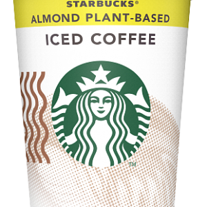Starbucks Almond Plant-Based Iced Coffee