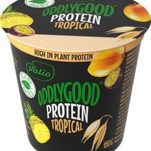 Valio Oddlygood Protein Tropical bägare