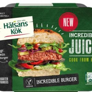 Hälsans Kök Incredible Burger