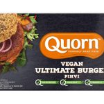 Quorn Vegan Ultimate Burger